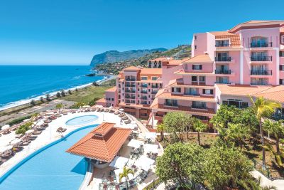 Pestana Royal Premium All Inclusive Ocean & Spa Resort Madère