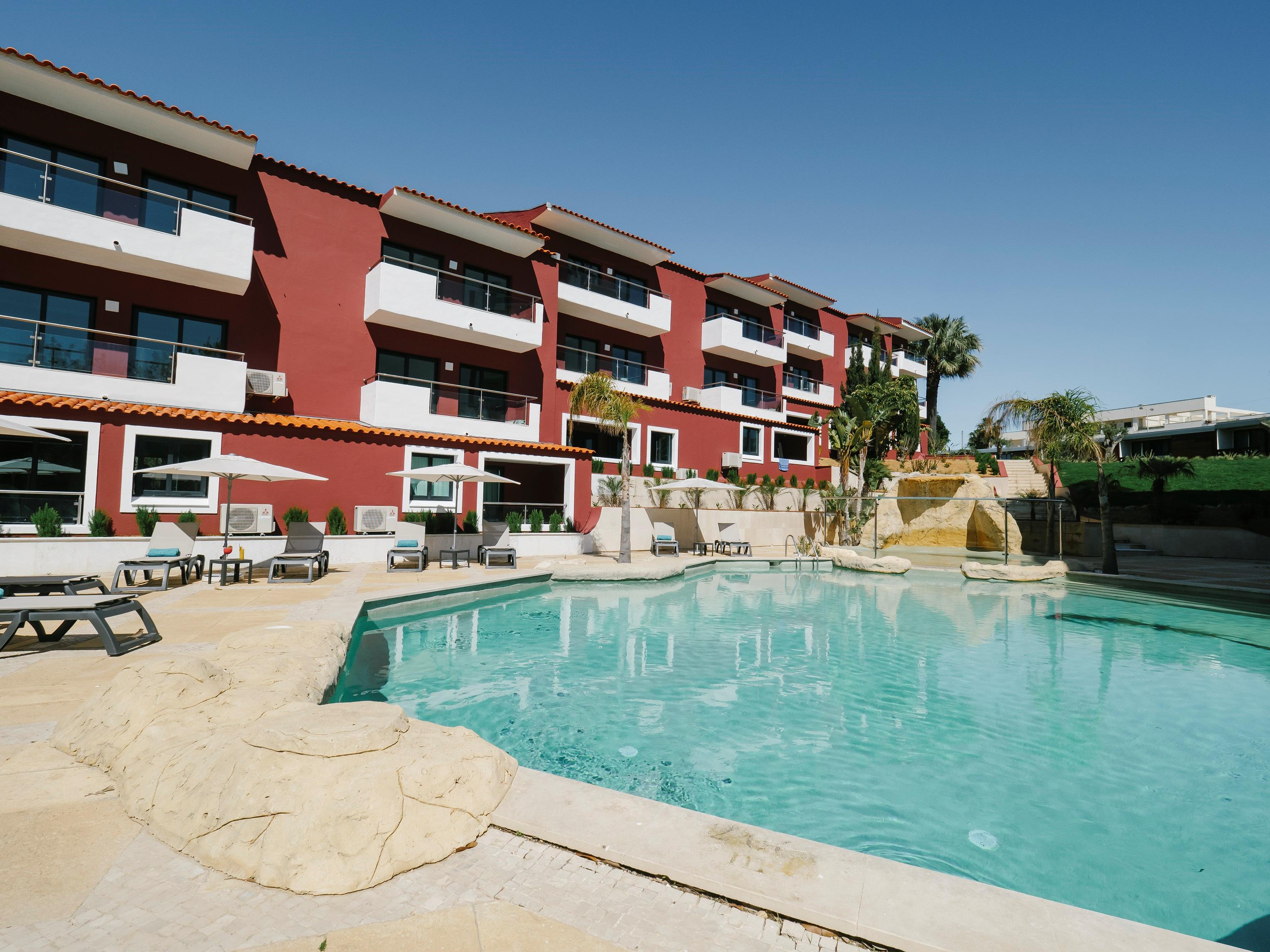 Apparthotel Topazio Mar Beach - Appartements Algarve