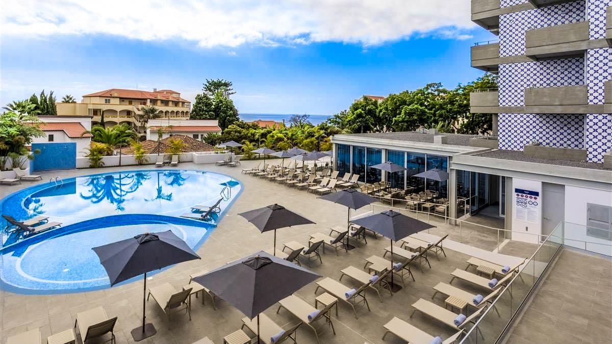 Hotel Allegro Madeira - adult only Madère